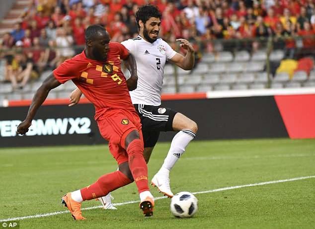 Lukaku, Hazard va Fellaini giup DT Bi thang Ai Cap 3-0 truoc World Cup hinh anh 2