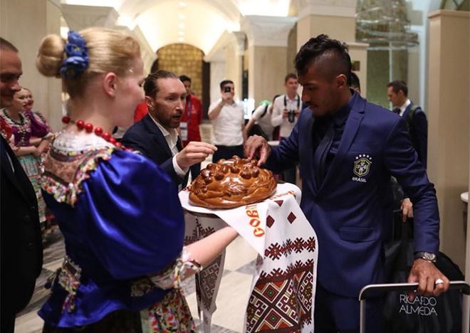 Neymar gay chu y khi den Nga du World Cup 2018 hinh anh 2
