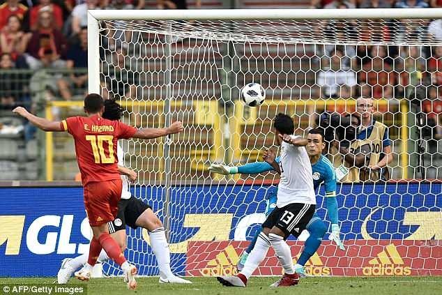 Lukaku, Hazard va Fellaini giup DT Bi thang Ai Cap 3-0 truoc World Cup hinh anh 4