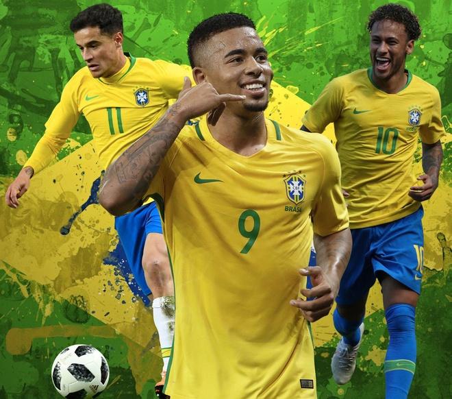 Neymar gay chu y khi den Nga du World Cup 2018 hinh anh 8