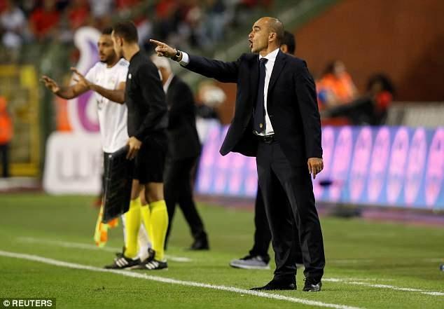 Lukaku, Hazard va Fellaini giup DT Bi thang Ai Cap 3-0 truoc World Cup hinh anh 8