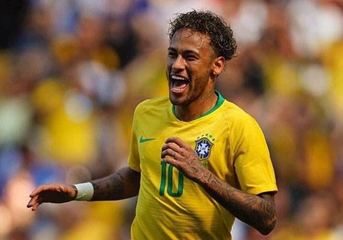 DT Ao 0-3 Brazil: Neymar 'xau kim' ghi ban dep mat hinh anh