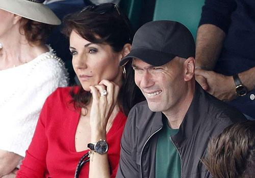 HLV Zidane chung kien tay vot Nadal keo dai ky luc o Phap mo rong hinh anh