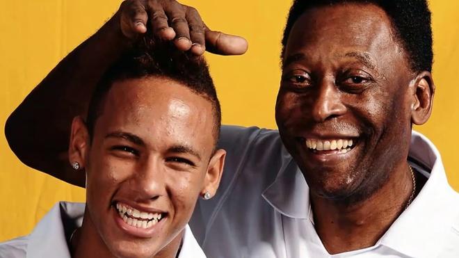 Pele: Brazil khong the vo dich World Cup voi minh Neymar hinh anh