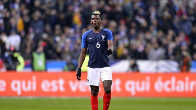 """HLV Deschamps loay hoay giai """"bai toan"""" Pogba truoc them World Cup hinh anh 1"""