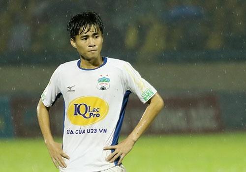 CLB Ha Noi thang doi Quang Ninh 4-1, HAGL thua nguoc CLB Quang Nam 2-3 hinh anh