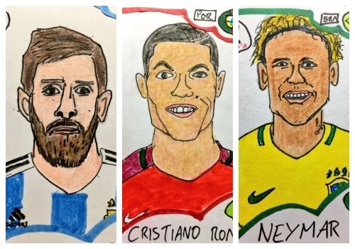 Loat tranh ve 'xau dien dao' cac tuyen thu World Cup gay sot Twitter hinh anh