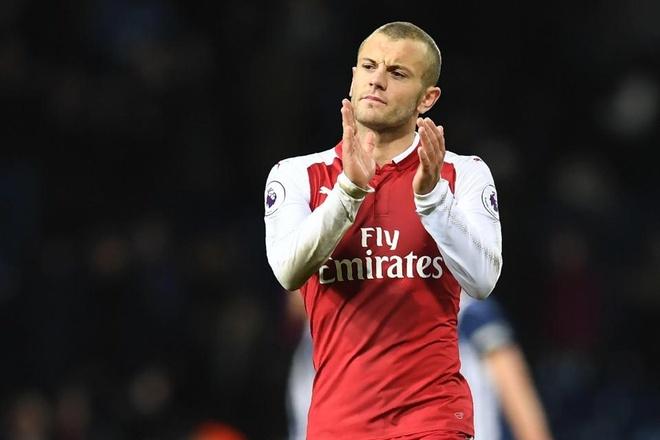 Jack Wilshere xac nhan chia tay Arsenal vao cuoi thang 6 hinh anh
