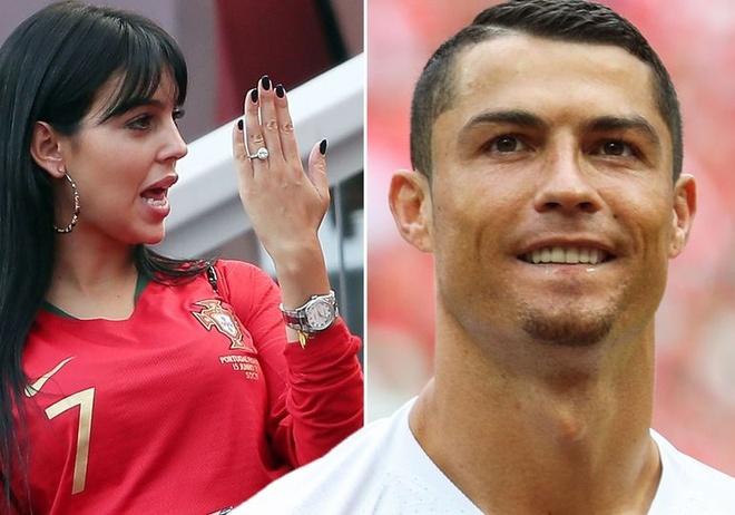 Ronaldo se to chuc dam cuoi voi ban gai sau World Cup? hinh anh
