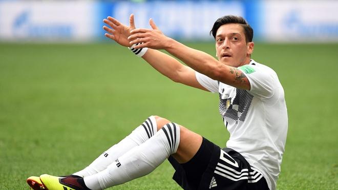 Oezil co the chia tay doi tuyen Duc sau World Cup,  Mesut Oezil,  World Cup anh 1