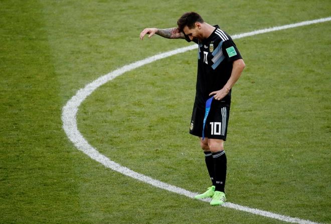 Vi sao thien tai Messi danh mat cam hung sang tac? hinh anh