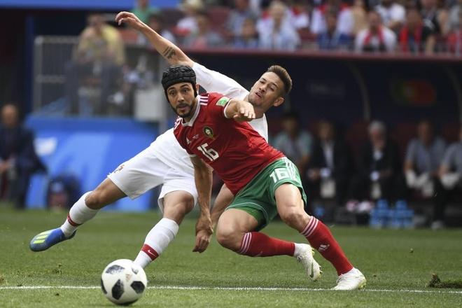Bo Dao Nha lo 'tu huyet' trong tran gap Morocco hinh anh
