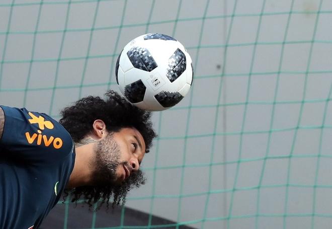 Neymar tung thoat chet than ky va nhung chuyen hau truong cua Brazil hinh anh 6