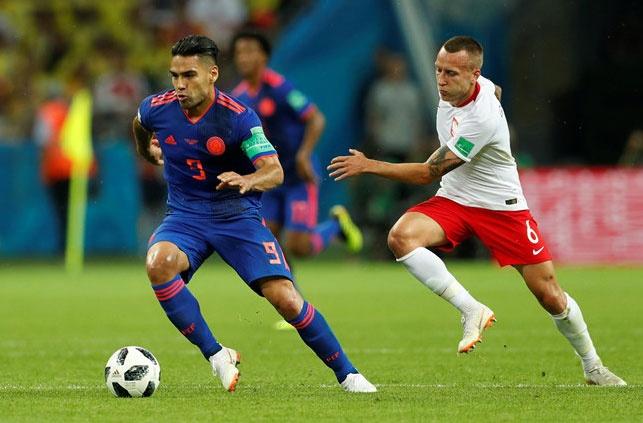 Bang H,  World Cup,  Doi tuyen Nhat Ban,  Doi tuyen Colombia anh 1