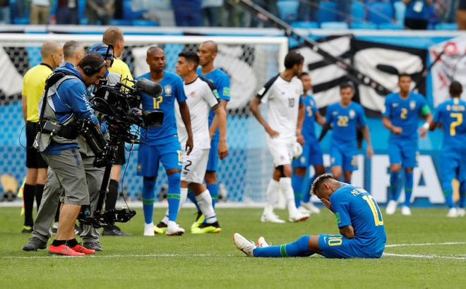 Brazil gap Serbia: Bien nuoc mat thanh hanh dong hinh anh