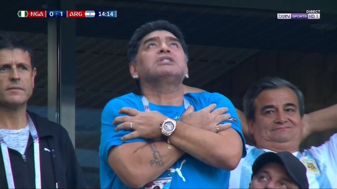 '50 sac thai' cua Diego Maradona trong ngay Argentina thoat 'cua tu' hinh anh 6