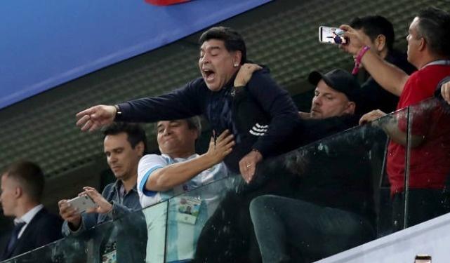 '50 sac thai' cua Diego Maradona trong ngay Argentina thoat 'cua tu' hinh anh 9