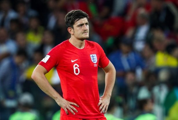 Chan dung nguoi hung mo ty so Harry Maguire cua doi tuyen Anh hinh anh 8