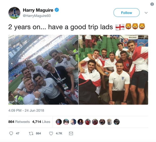 Chan dung nguoi hung mo ty so Harry Maguire cua doi tuyen Anh hinh anh 11