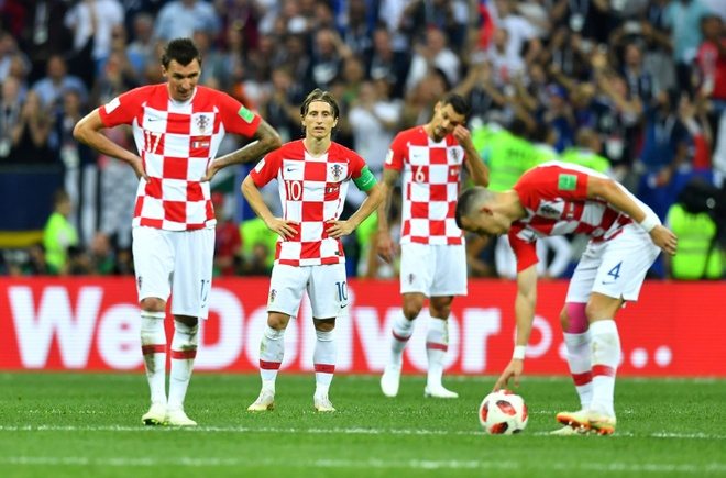 DT Croatia - chien binh qua cam o World Cup hinh anh