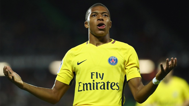 Vo dich World Cup, Mbappe van khong co y dinh toi Real Madrid hinh anh
