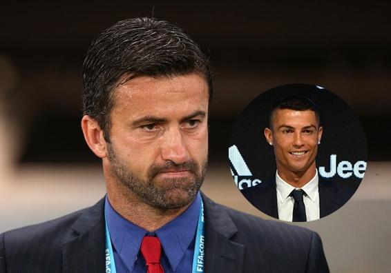 Cuu danh thu Real canh bao Ronaldo co the hoi han khi roi Madrid hinh anh
