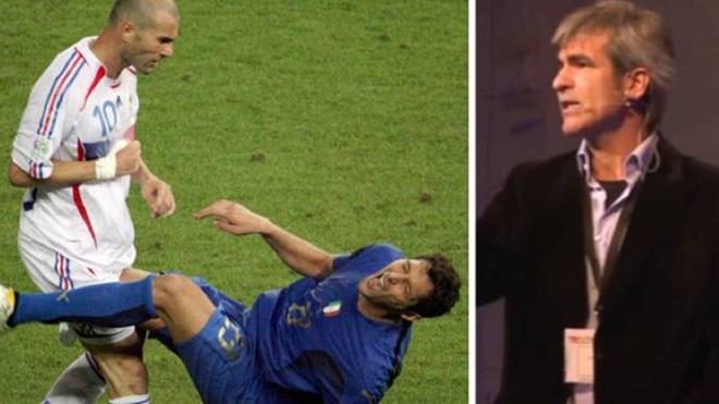 Sau 12 nam, trong tai tiet lo su that ve chiec the do cua Zidane hinh anh 1