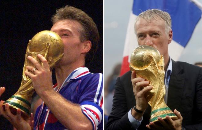 HLV Deschamps chan duong toi tuyen Phap cua Zinedine Zidane hinh anh 1