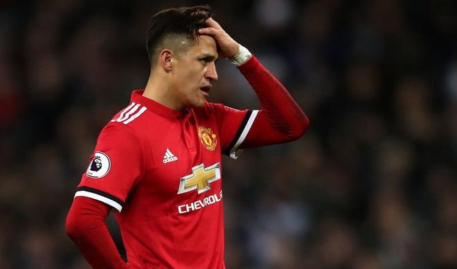HLV Mourinho lo ngai ve truong hop cua Alexis Sanchez hinh anh