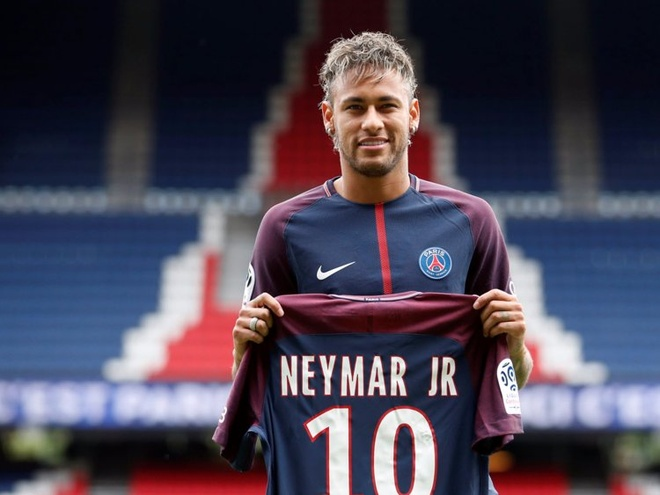 Neymar o lai PSG,  Paris Saint-Germain,  Real Madrid anh 2