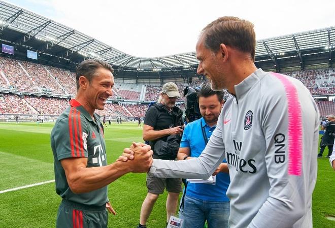 Vang Neymar va Mbappe, PSG bi Bayern loi nguoc dong tai ICC 2018 hinh anh 2