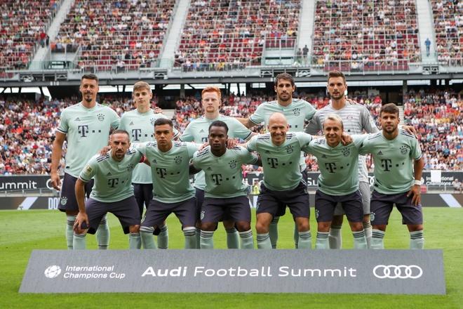 Vang Neymar va Mbappe, PSG bi Bayern loi nguoc dong tai ICC 2018 hinh anh 1