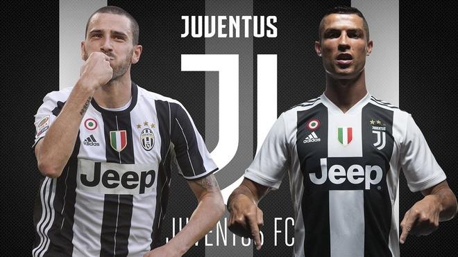 Bonucci muon tro ve Juventus de sat canh ben Ronaldo hinh anh