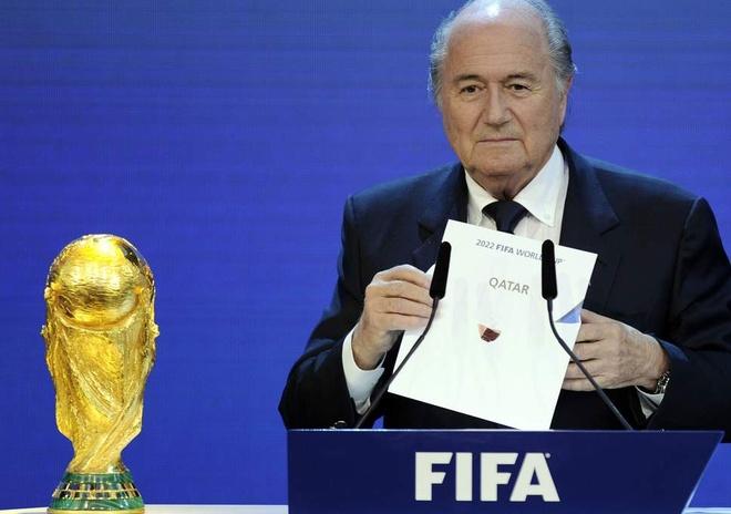 Bao chi Anh: Qatar boi nho doi thu de gianh dang cai World Cup 2022 hinh anh 1