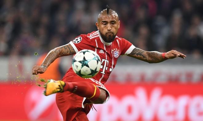 Barcelona chinh thuc dat thoa thuan chieu mo Vidal hinh anh 1
