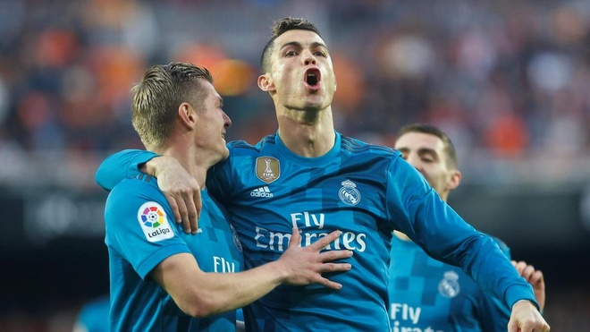 Toni Kroos thua nhan Real mat mat qua lon khi chia tay Ronaldo hinh anh 1