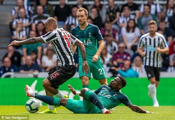 Harry Kane tit ngoi, Tottenham thang may man truoc Newcastle hinh anh 6