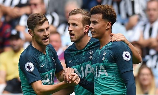 Harry Kane tit ngoi, Tottenham thang may man truoc Newcastle hinh anh 4