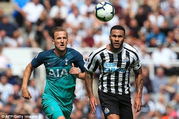 Harry Kane tit ngoi, Tottenham thang may man truoc Newcastle hinh anh