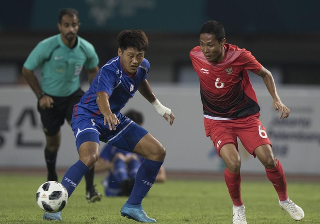 Thua dam, Olympic Dai Loan to Indonesia huong loi tu lich thi dau hinh anh