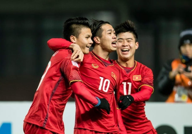 'Sau giai U23 chau A, dung ap dat chi tieu cho Olympic Viet Nam' hinh anh