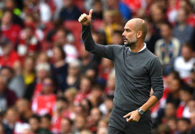 HLV Guardiola: 'Toi khong can tra loi ve khat khao cua Man City' hinh anh