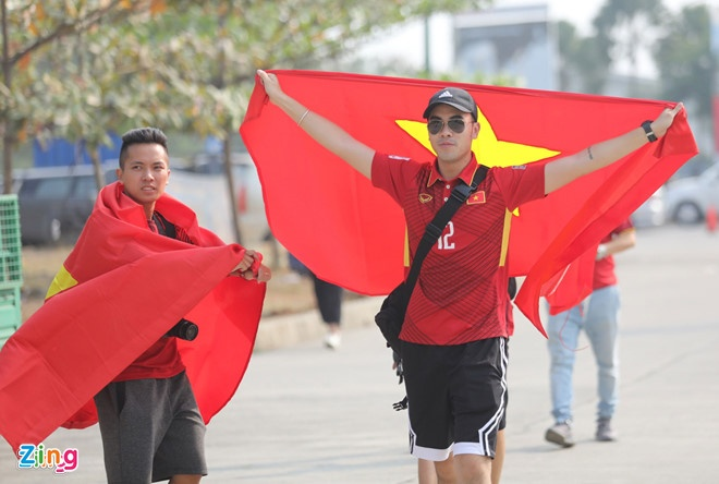 Hoa Minzy ung ho Olympic Viet Nam,  Cong Phuong anh 3