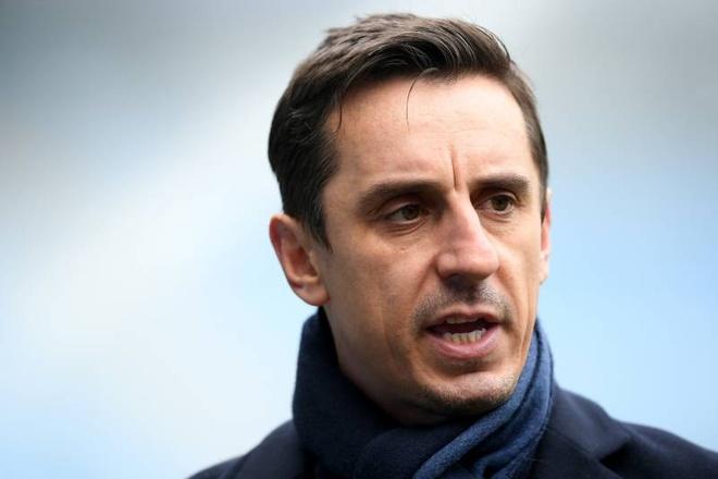 Gary Neville: 'That dau long khi xem MU thi dau duoi thoi Mourinho' hinh anh 1
