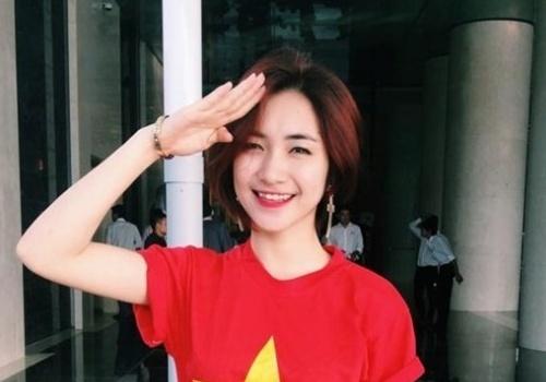 Hoa Minzy cuong nhiet co vu Olympic Viet Nam tai ASIAD hinh anh