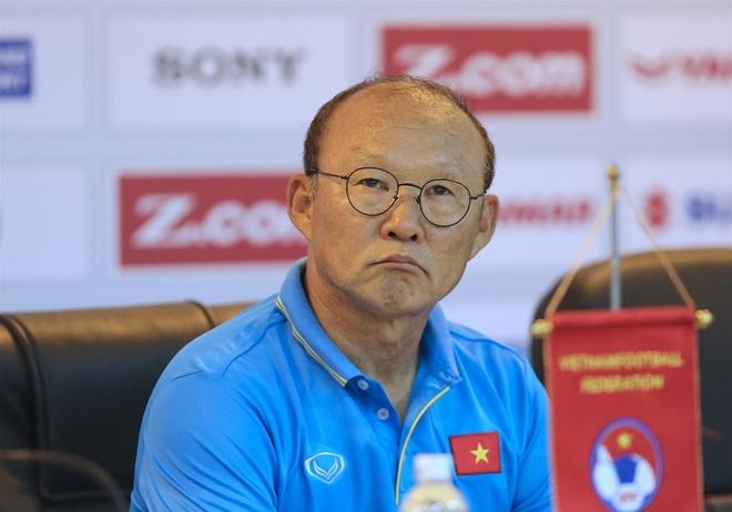Bao chi Han Quoc 'khai quat' tieu su cua HLV Park Hang-seo hinh anh