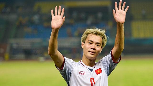 'Olympic Viet Nam thach thuc giac mo vang cua Han Quoc' hinh anh