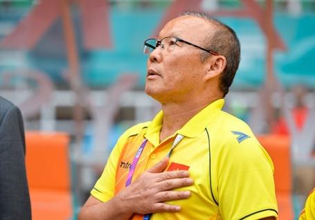 CDV Han Quoc: 'Park Hang-seo la nguoi hung du VN khong duoc HCV ASIAD' hinh anh