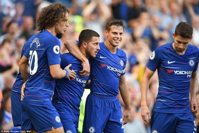 Vuot ai Bournemouth, Hazard chung minh minh la so mot o Chelsea hinh anh 10
