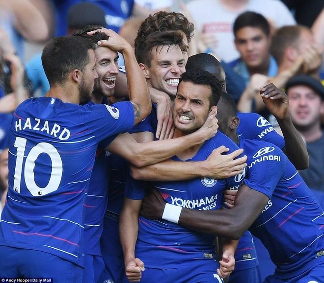 Vuot ai Bournemouth, Hazard chung minh minh la so mot o Chelsea hinh anh 6